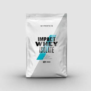 Impact Whey Isolate - 5kg - Eper krém kép
