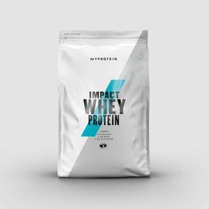 Impact Whey Protein - 2.5kg - Eper krém kép