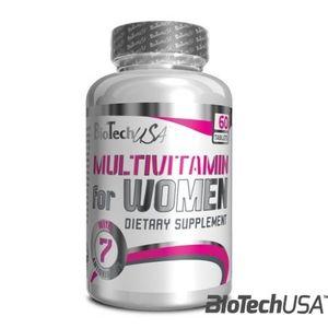 BioTech Multivitamin for Women kép