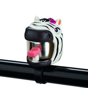Biciklicsengő Zebra kép