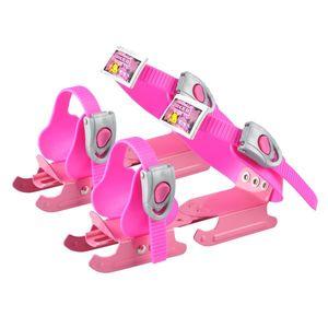 Gyermek korcsolya kacsa Worker Duckss rózsaszín kép