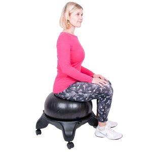 Fitness labda szék inSPORTline G-Chair Basic kép