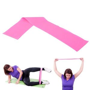 Fitness gumiszalag inSPORTline Hangy 90 cm Light kép