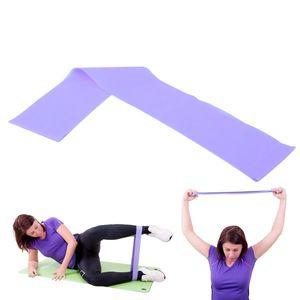 Fitness gumiszalag inSPORTline Hangy 90 cm Medium kép