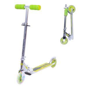 Összecsukható roller WORKER Racer Urban Boy világító kerekekkel kép