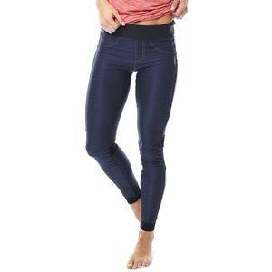 Női leggings Jobe Discover Denim kép