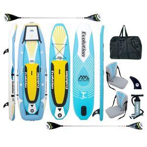 Paddleboard Aqua Marina Evolution 2in1 kép