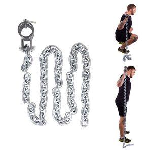 Súlyemelő lánc inSPORTline Chainbos 10 kg kép