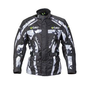 Férfi motoros kabát W-TEC Troopa kép