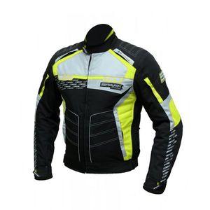 Férfi textil motoros kabát Spark Mizzen kép