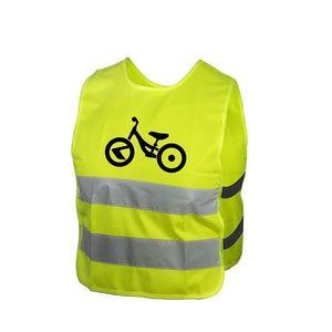 Gyermek láthatósági mellény KELLYS STARLIGHT bike kép