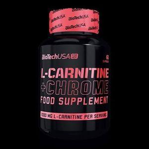 L-Carnitine + Chrome 60 kapszula kép