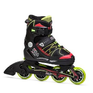 Görkorcsolya Fila X-ONE BLACK/RED/LIME kép