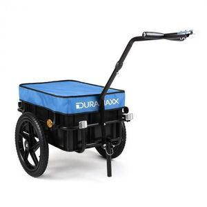 DURAMAXX Big Blue Mike, bicikli utánfutó, teherszállítás kép