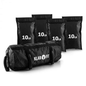 KLARFIT Force Bag, sandbag, homokzsákok, 18 kg kép