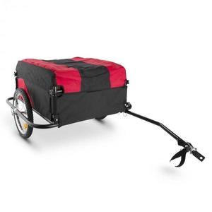 DURAMAXX Mountee bicikli utánfutó, acélcsövek, 130 l, 60 kg kép