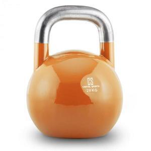 Capital Sports Compket 28, 28kg, narancssárga, kettlebell súlyzó, gömbsúlyzó kép