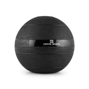 Capital Sports Groundcracker, fekete, 10 kg, slamball, gumi kép