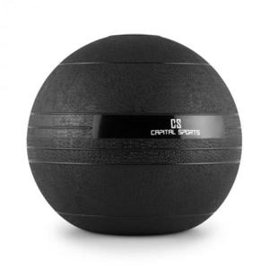 Capital Sports Groundcracker, fekete, 15 kg, slamball, gumi kép