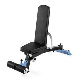 Capital Sports Compactar Plus, edzőpad súlyzós edzéshez és felüléshez, fém, állítható kép