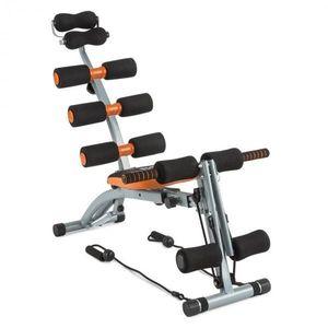 Capital Sports Sixish Core, narancssárga/fekete, has edzése, test edzése kép