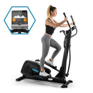 Capital Sports Helix Pro, cross trainer, bluetooth, applikáció, 20 kg-os lendkerék kép
