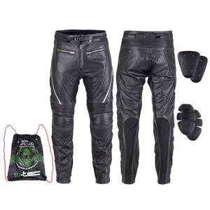 Férfi bőr motoros nadrágok kép