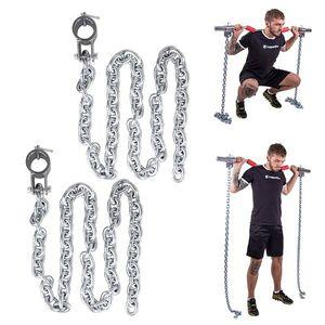 Súlyemelő lánc inSPORTline Chainbos 2x15 kg kép
