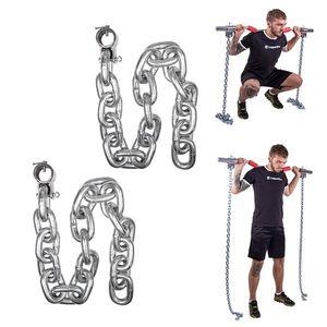 Súlyemelő lánc inSPORTline Chainbos 2x25 kg kép