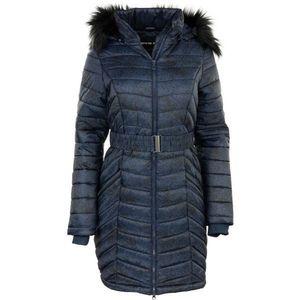 ALPINE PRO NAYDA fekete M - Női kabát kép