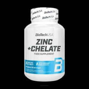 BioTech Zinc+Chelate 60db kép