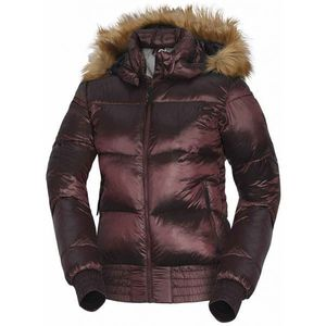 Northfinder GRETHA bordó M - Női dzseki kép