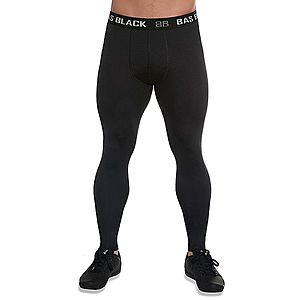 Férfi sport leggings BAS BLACK Evergym kép