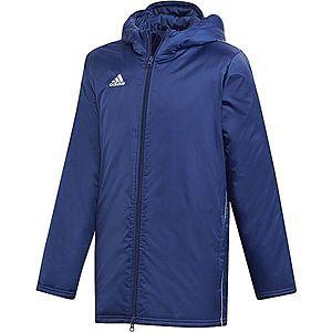 Adidas CORE18 STD JKT Kapucnis kabát Fekete (45 db