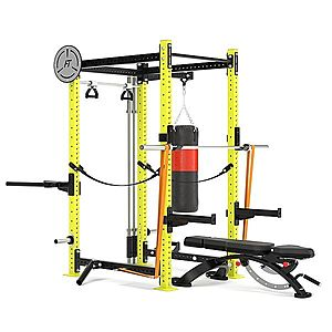 Erőkeret Power Rack Crossfit MFT-RIG-09 - Marbo Sport kép