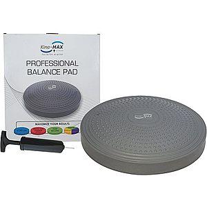 Kine-MAX Professional Balance Pad - ezüst kép
