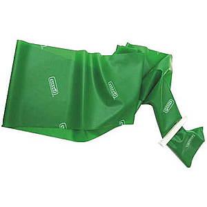 Sissel Fitband Plus erősítő gumiszalag, zöld kép