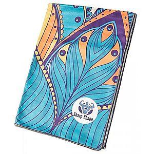 Sharp Shape Yoga Microfibre towel Mandala kép