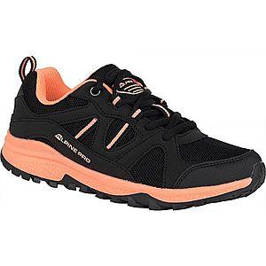 ALPINE PRO OLA fekete 38 - Női outdoor cipő kép