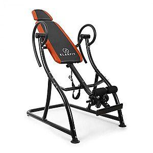 KLARFIT Relax Zone Pro Inverziós asztal, akár 150 kg teherbírás kép