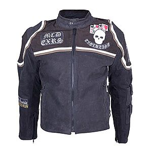 Bőr motoros kabát Sodager Live To Ride Jacket (41 db