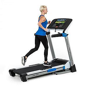 Capital Sports Pacemaker X60 futópad, 2, 5/6, 5 PS, pulzus, LCD, fekete/fehér kép
