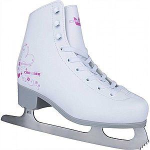 Crowned EMILY-JR fehér 33 - Lány jégkorcsolya kép