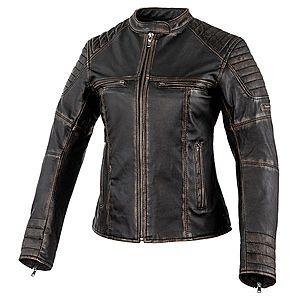 Női bőr motoros kabát Rebelhorn Hunter Pro Lady CE kép