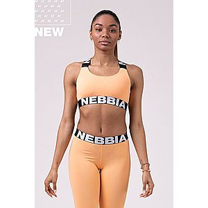 Női ikonikus sportmelltartó Nebbia Power Your Hero 535 kép