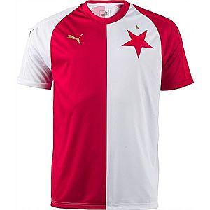 Puma SK SLAVIA HOME REPLICA fehér M - Futballmez kép