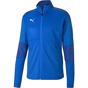 Puma TEAM FINAL 21 TRAINING JACKET - Férfi dzseki kép