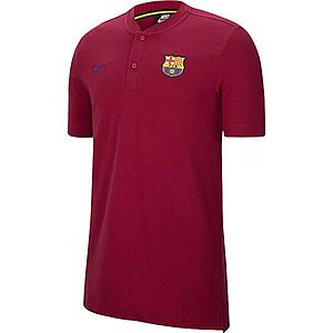 Nike FCB M NSW MODERN GSP AUT S - Férfi galléros póló kép