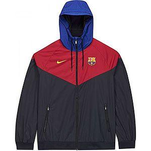 Nike FCB M NSW WR WVN AUT S - Férfi kabát kép