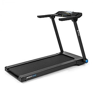 Capital Sports Infinity Edge, futópad, 1, 5 LE, Bluetooth, LED érintőképernyő, fekete kép